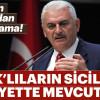 Başbakan Yıldırım: Olaya karışanların PKK sicilleri emniyette mevcut