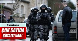Fransa'da göstericiler polisle çatıştı: 7 gözaltı