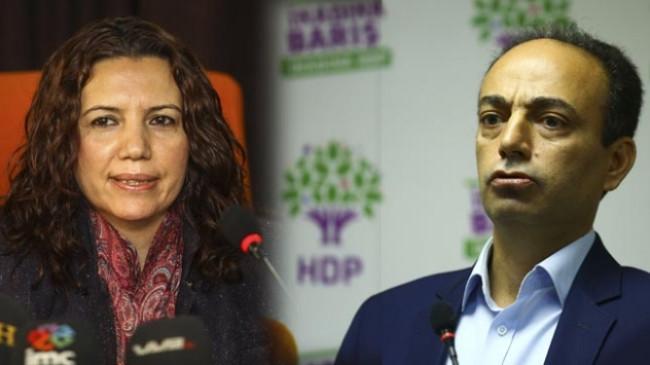 HDP'li Baydemir ve Irmak'ın milletvekilliği düşürüldü