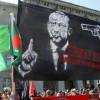 İsviçre'deki skandal pankartı açan örgüt belli oldu