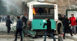 Kayseri'deki saldırıyı tak üstlendi