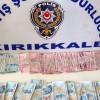Kırıkkale'de yanlışlıkla çöpe atılan 40 bin lirayı polis buldu