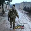TSK ve ÖSO, Afrin'deki Ali Bekki köyünü ele geçirdi