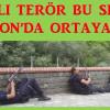 3 POLİSİ ŞEHİT ETTİLER