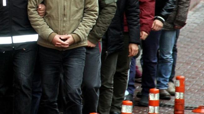 Ağrı'da terör operasyonu: 13 gözaltı
