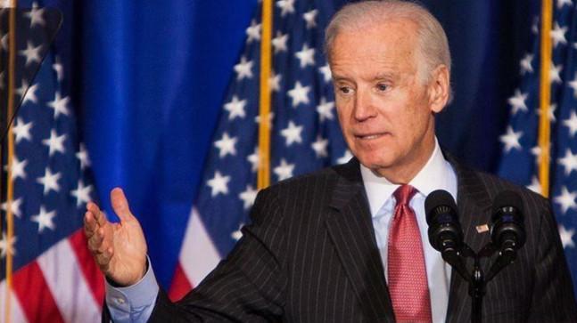 Biden'in skandal 'soykırım' açıklamasının arkasından Kamala Harris çıktı